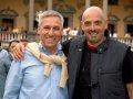Giorgo Del Ghingaro e Paolo Brosio