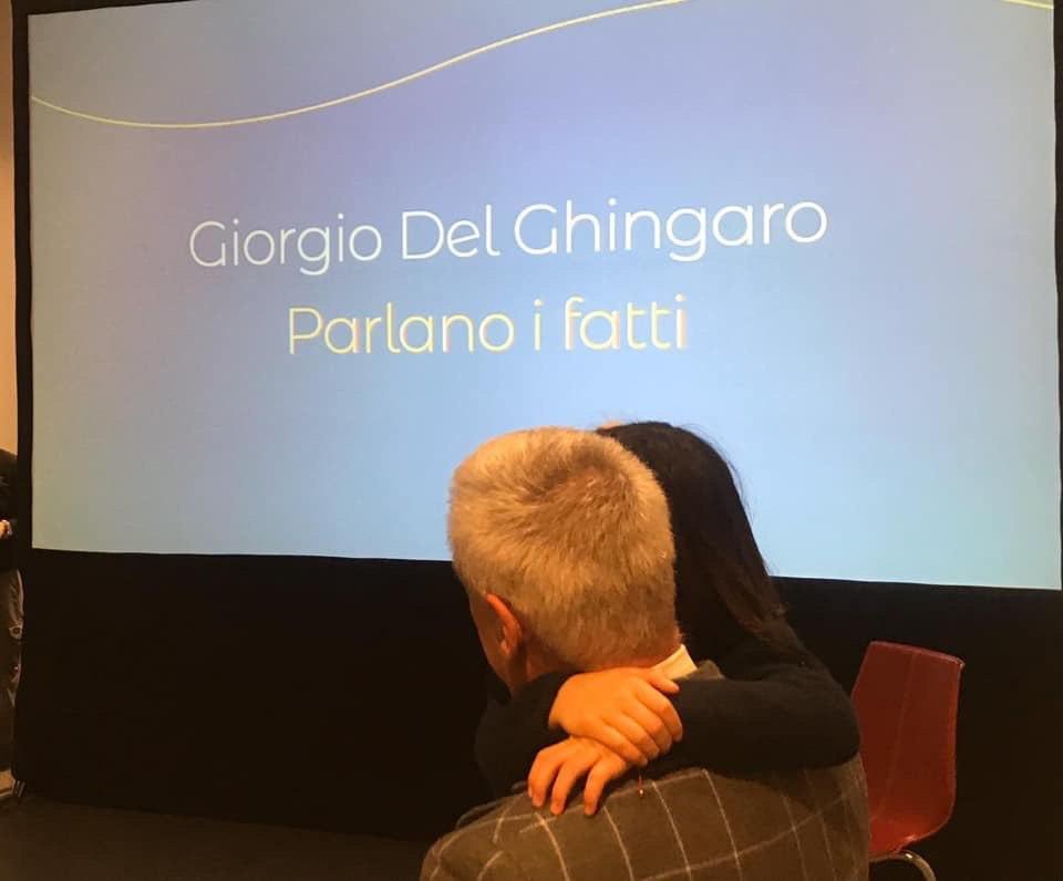 Giorgio Del Ghingaro: «Per noi parlano i fatti e con i fatti continueremo a governare»