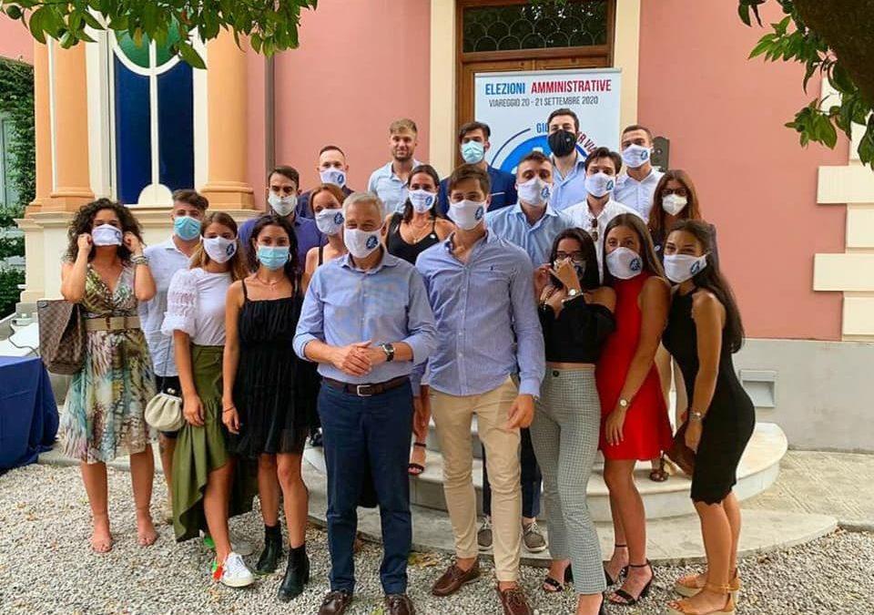 """""""Giovani per Viareggio"""" 24 candidati ai nastri di partenza"""