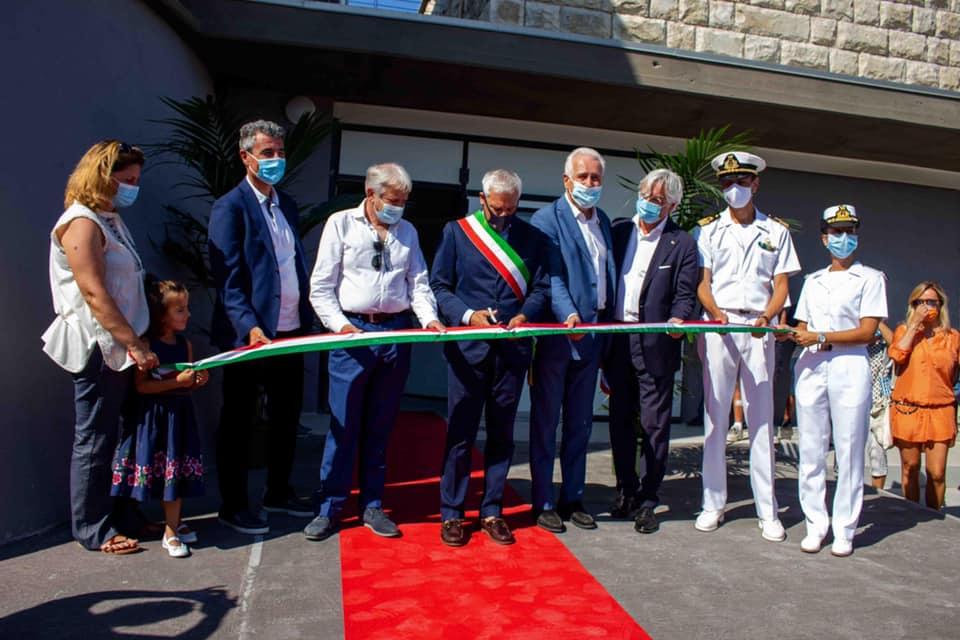 Inaugurazione nuovo mercato ittico di Viareggio