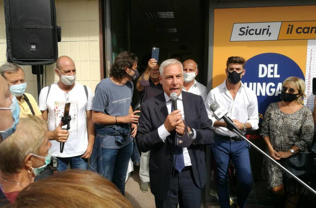 """Pd Viareggio: """"Noi determinanti per la riconferma di Del Ghingaro"""""""
