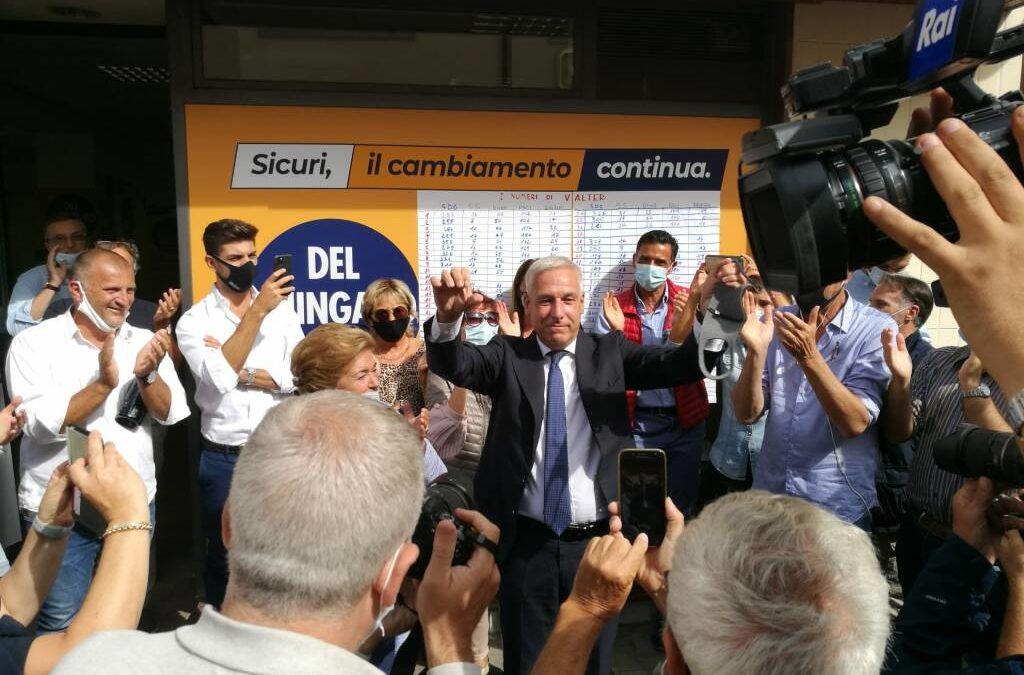 """Viareggio, bis al primo turno per Del Ghingaro: """"Me l'aspettavo"""""""